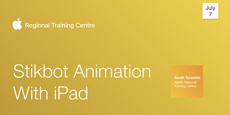 Stikbot Animation With iPad tickets