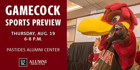 2021 Gamecock Sports Preview tickets
