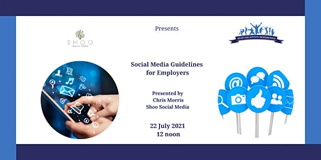 Social Media Guidelines for Employers tickets