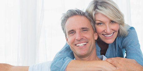 """""""Life Begins at 40"""" A FREE Educational Hormones & Health Seminar for 40+ tickets"""