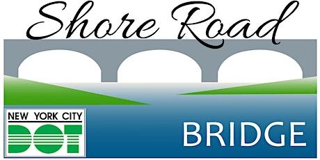 Shore Road Bridge Scoping Meeting: 4:00 - 6:00 PM tickets
