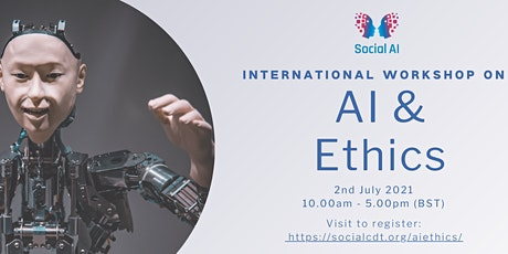 International Workshop on AI and Ethics tickets