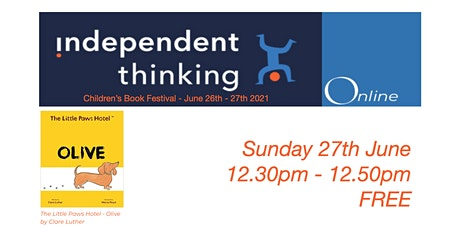 The Independent Thinking Children's Book Festival with Clare Luther tickets