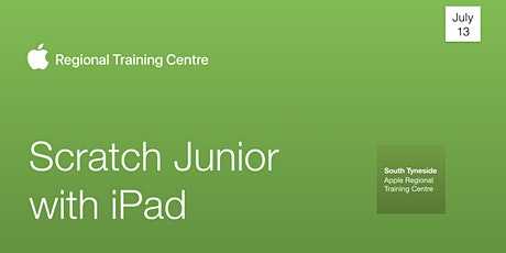 Scratch Junior With iPad tickets