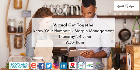 A4A Get Together: Knowing Your Numbers  Margin Management  9:30am 24 June tickets