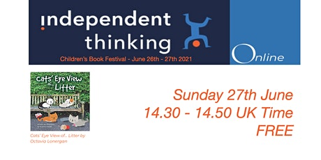 The Independent Thinking Children's Book Festival with Octavia Lonergan tickets