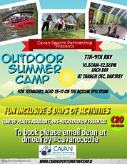 Outdoor Activity Camp tickets