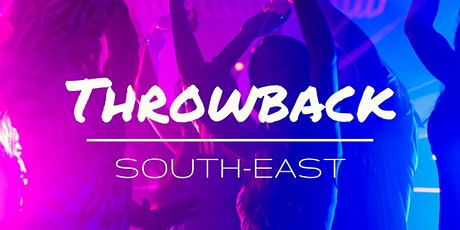 Throwback South East: The Launch tickets