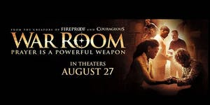 WAR ROOM - Pastor's Advance Screening (Wollongong)