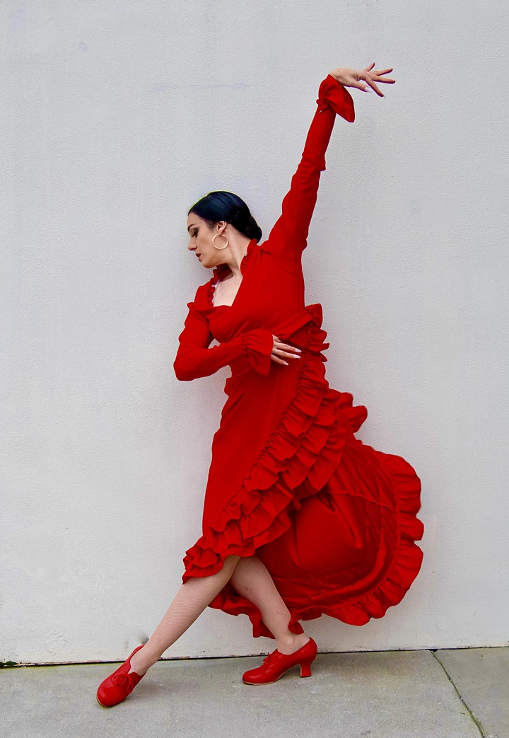 Flores de Verano, Flamenco en Vivo Lake Chelan image