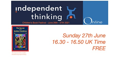 The Independent Thinking Children's Book Festival with Jayne Avery tickets