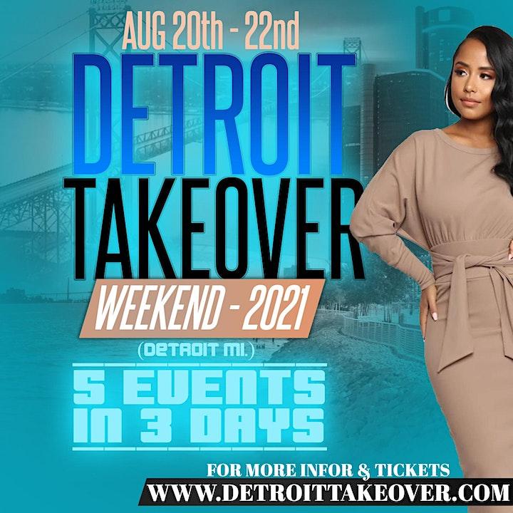 Detroit Takeover 2021 image