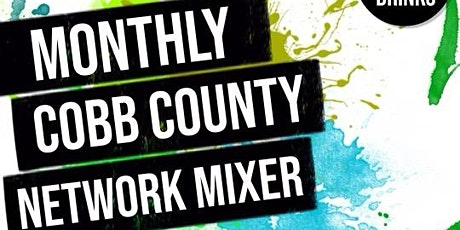 Cobb Mixer Connection Event tickets