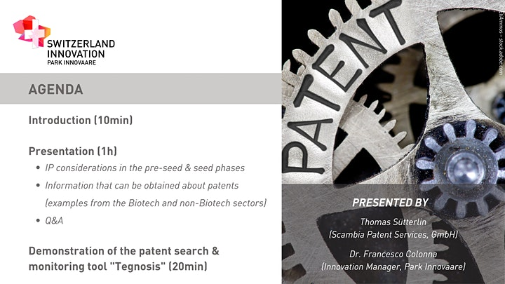 Intellectual Property (IP) Management for Start-Ups image