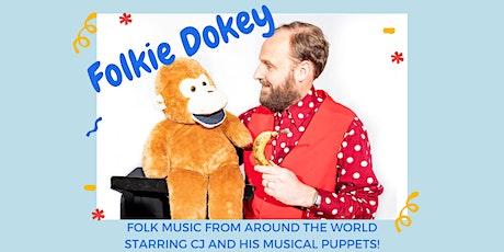 School Holiday Event @ Korumburra Library: Folkie Dokey tickets