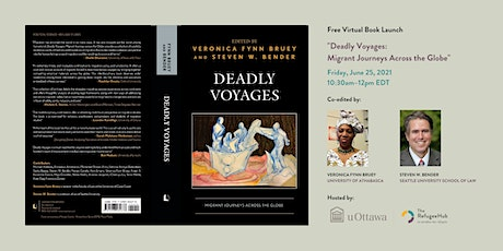 Deadly Voyages: Migrant Journeys Across the Globe a Virtual Book Launch tickets