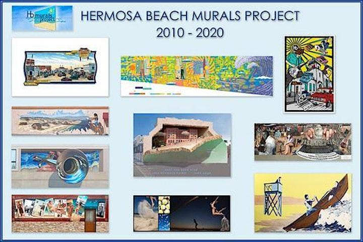 Hermosa Beach Mural #10- Unveiling & Fundraiser image