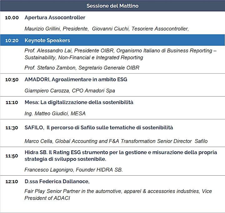 Immagine ESG and Sustainability Roadmap 2021, il ruolo del Controller & Finance Team