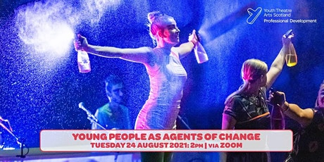 Young People as Agents of Change tickets