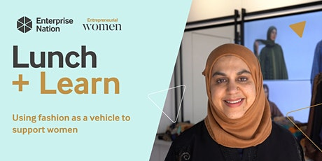 Lunch and Learn: Using fashion as a vehicle to support women tickets
