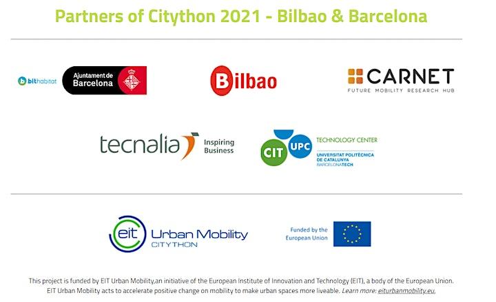 Citython 2021 Bilbao & Barcelona  - Online Event image