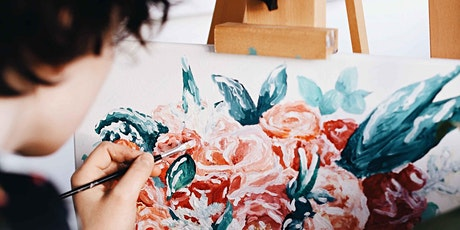 Painting sessions with Donna Achara tickets