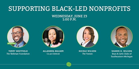 Let's Talk: Supporting Black-Led Nonprofits tickets