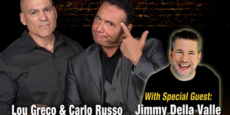 The Uncle Louie Variety Show W/Jimmy Della Valle in Syracuse NY tickets