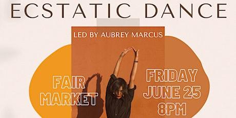 Ecstatic Dance Summer Series - June 25 tickets