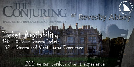 Revesby Abbey Outdoor Cinema and experience Event tickets