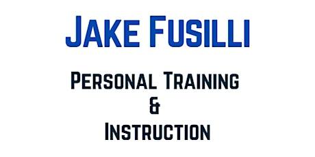 Fusilli Personal Training tickets