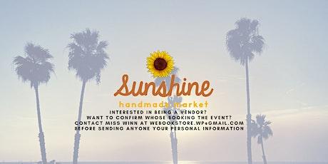 Sunshine Handmade Market tickets