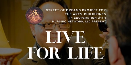 Live for Life: New York and the World (A Virtual Benefit Concert) tickets
