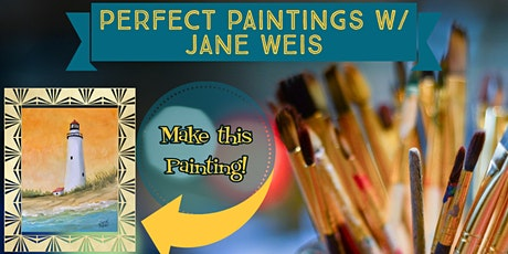 Perfect Paintings - Live and In Person! tickets