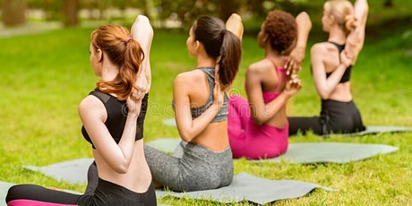 Outdoor Yoga tickets