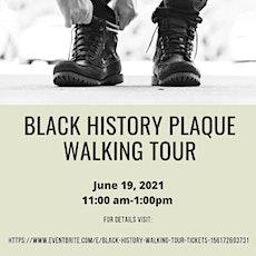 Black History Walking Tour tickets