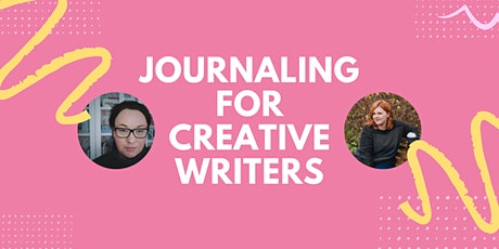 Journaling for creative writers tickets