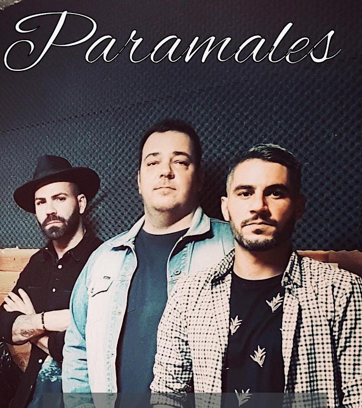 Imagen de Paramales (El primer salto)