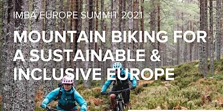 IMBA Europe Summit 2021 tickets