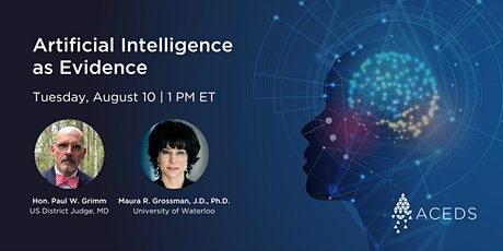 Artificial Intelligence as Evidence Tickets