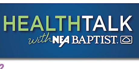 HealthTalk - Heart Health tickets
