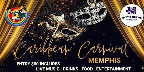PEGASUS & TRISTATE BLACK PRIDE  PRESENTS CARIBBEAN CARNIVAL MEMPHIS STYLE tickets
