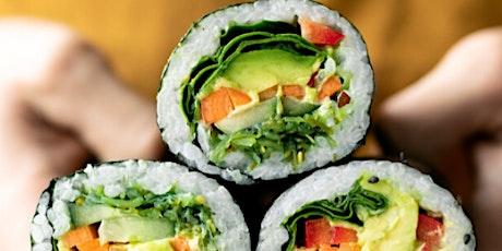 Online Kids Summer Camp: Sushi Making tickets