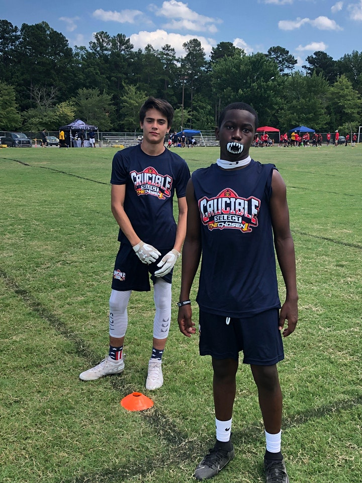 2021 Crucible Select Training Camp/Rocky River High School /Charlotte, NC image