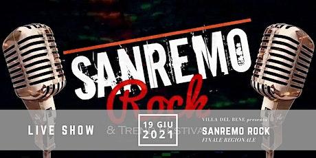 Sanremo Rock a Villa Del Bene biglietti