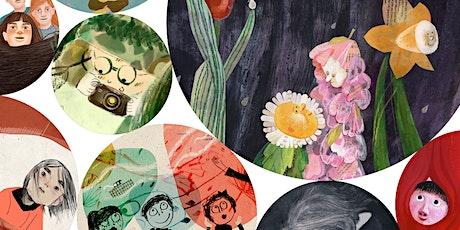 Prenotazione visita a Il Bambino Spettatore, mostra di illustrazioni biglietti