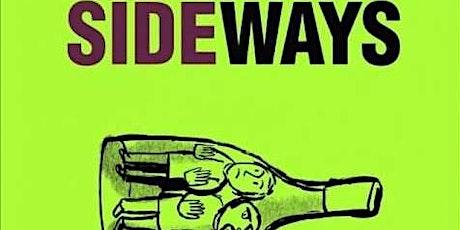 """""""Sideways"""" Outdoor Movie Night tickets"""