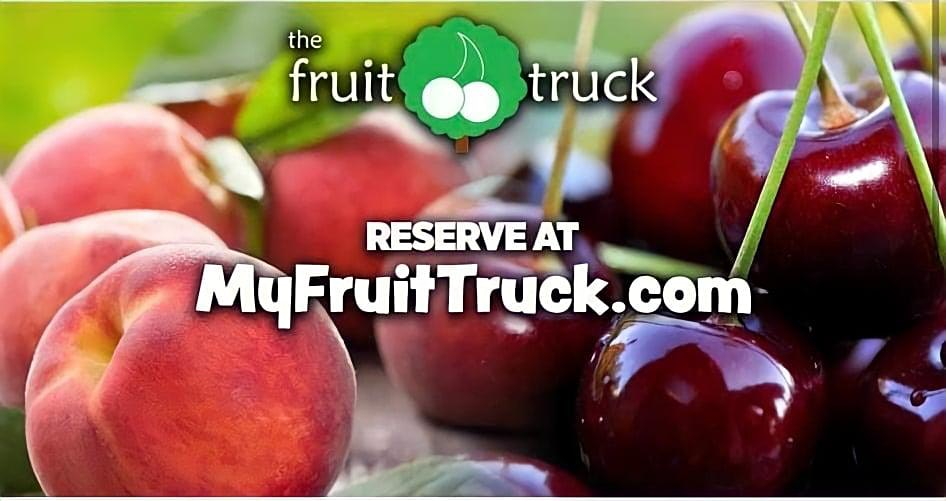 Picture for The Fruit Truck Tour Is Coming To Town!