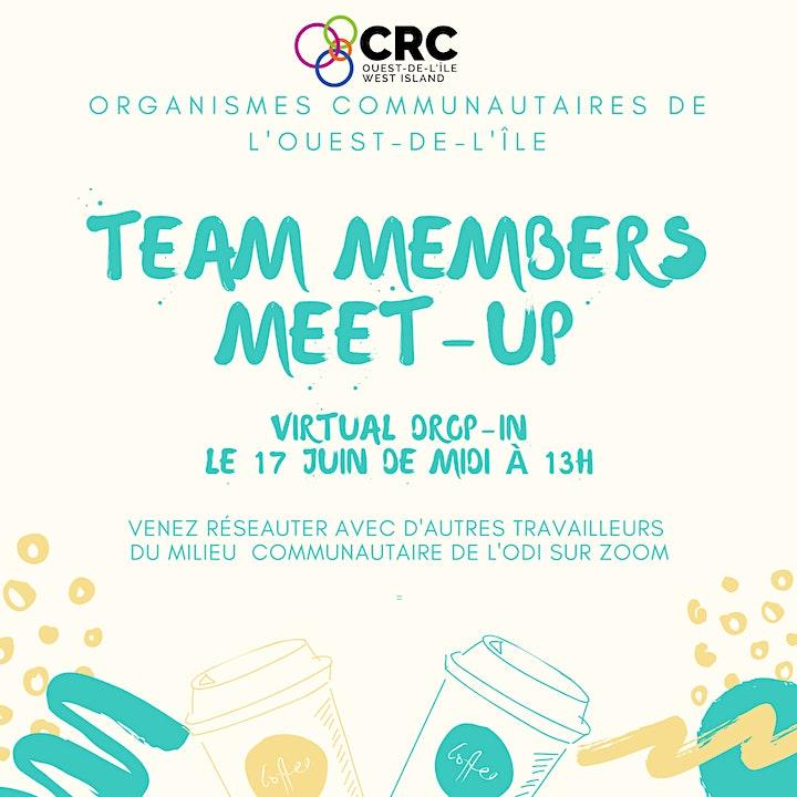 Community Team Meet-Up - Édition juin 2021 image
