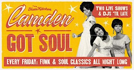 Camden Got Soul tickets